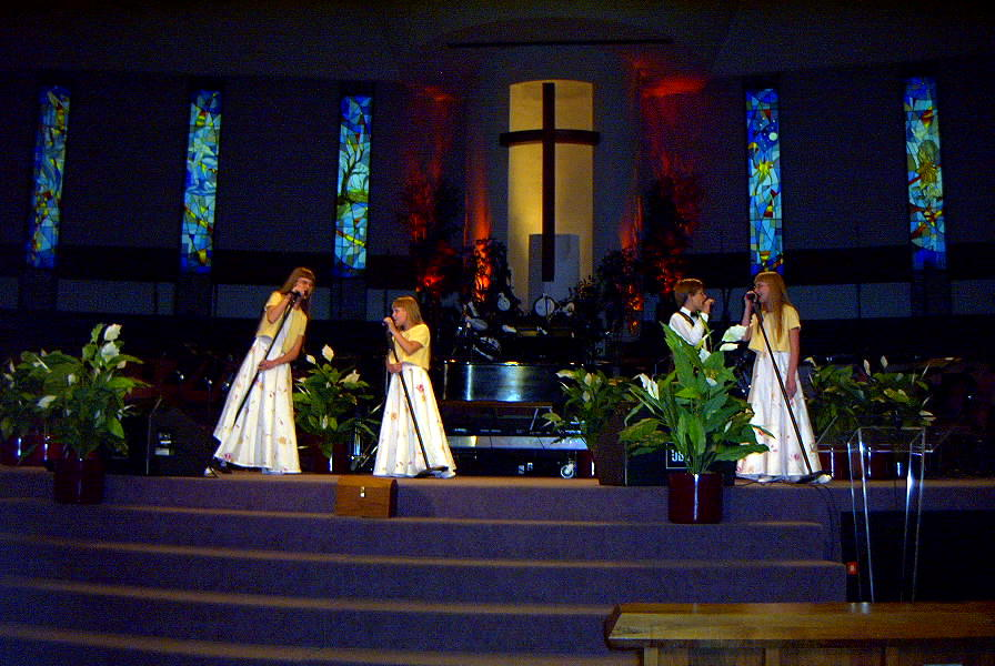 Graham Family Singers Photos
